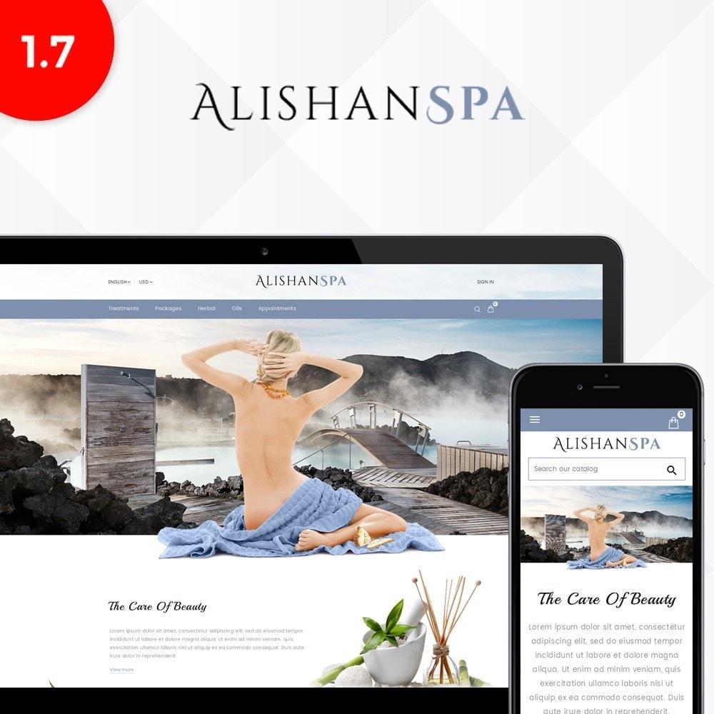 theme - Saúde & Beleza - Alishan Spa Store - 1