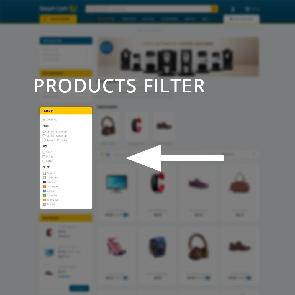 theme - Moda & Calzature - Smartcart Mega Store - 7