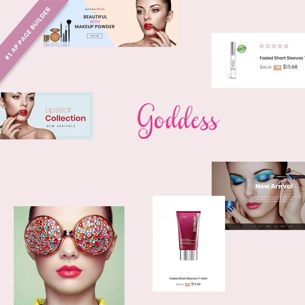 theme - Gesundheit & Schönheit - Leo Goddess - 1