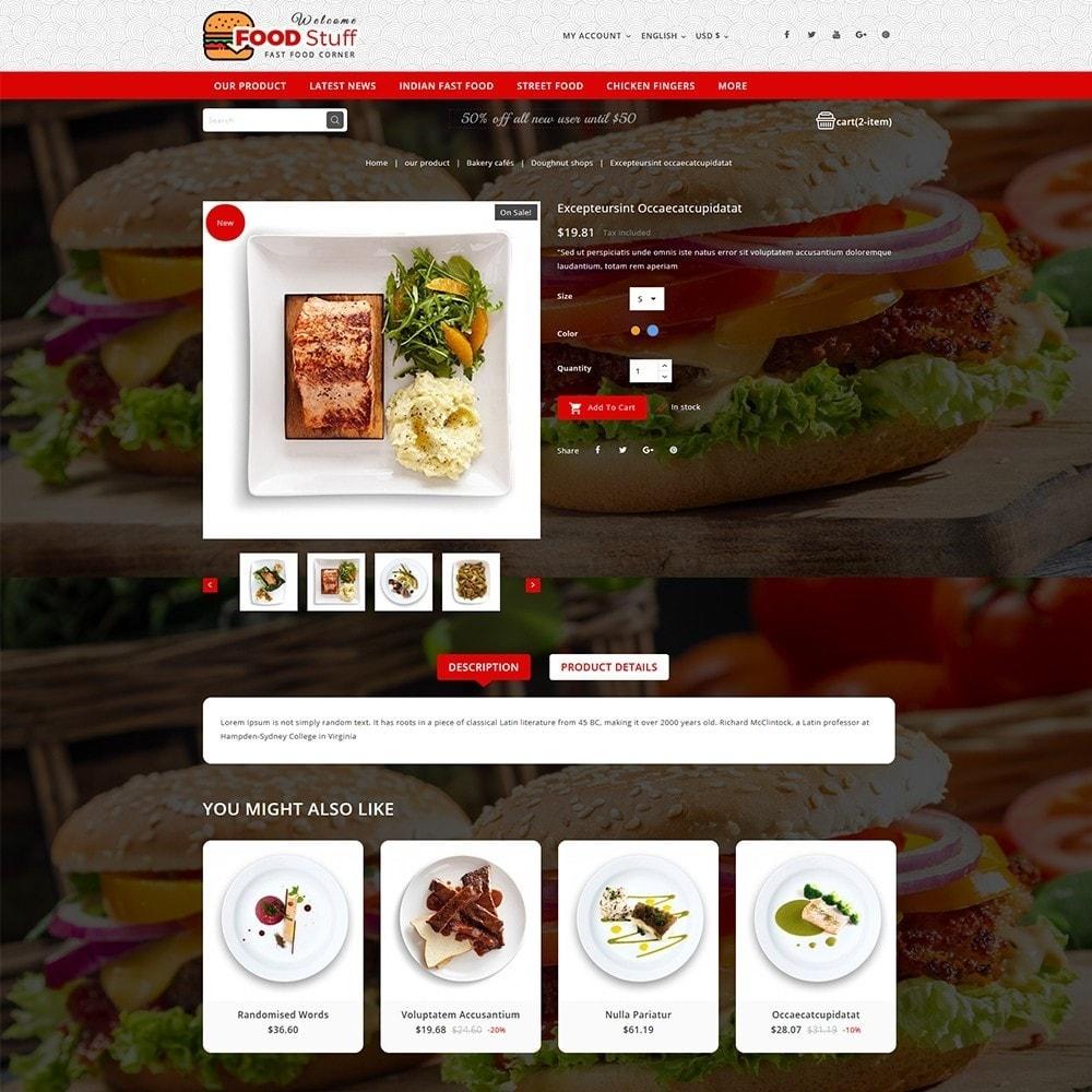 theme - Cibo & Ristorazione - Foodstuff Restaurant - 6