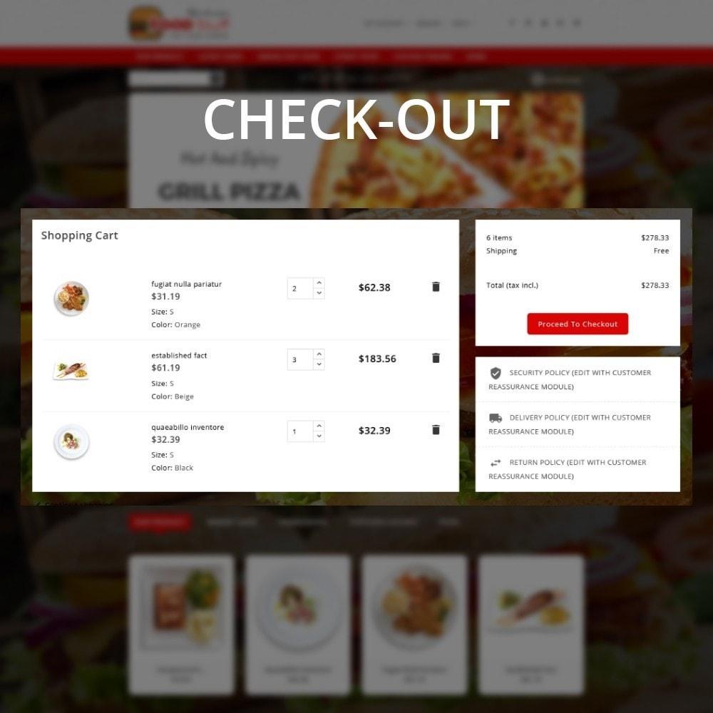 theme - Żywność & Restauracje - Foodstuff Restaurant - 11