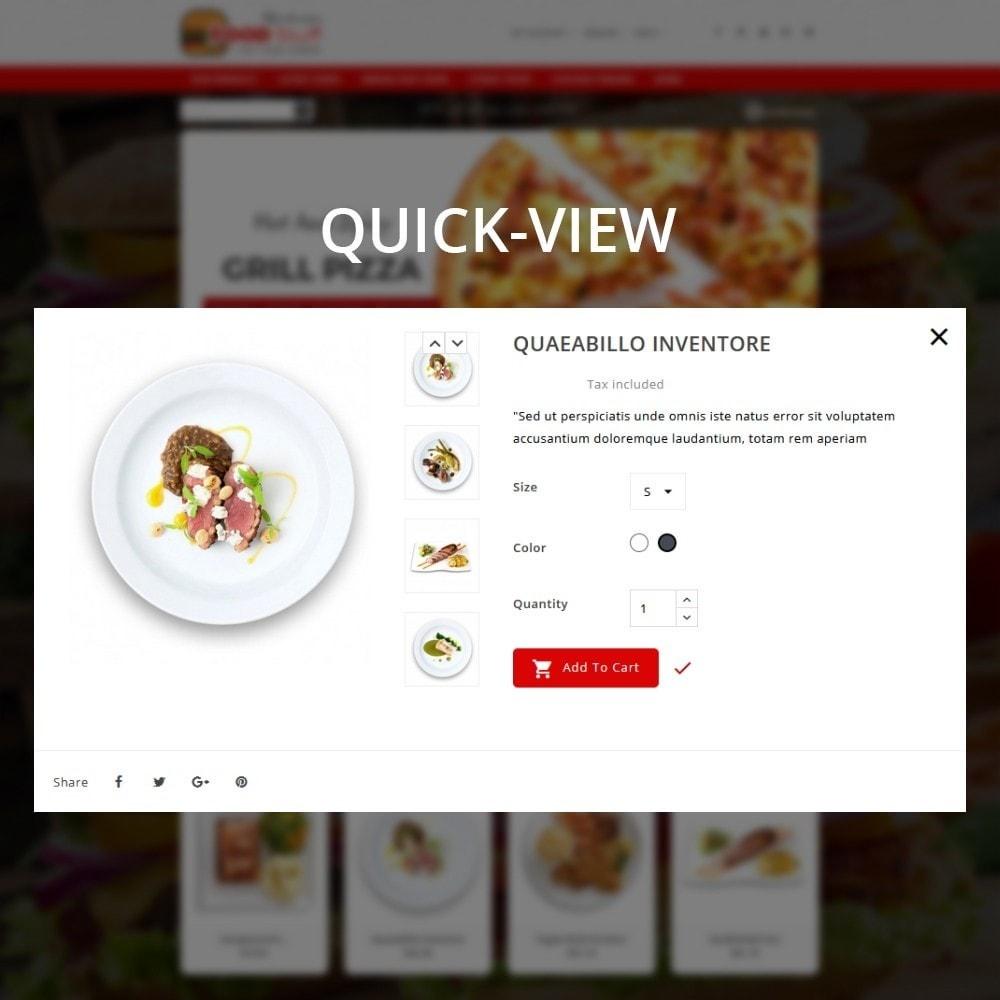 theme - Cibo & Ristorazione - Foodstuff Restaurant - 13